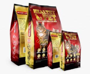 healthy cat, makanan kucing mainecoon
